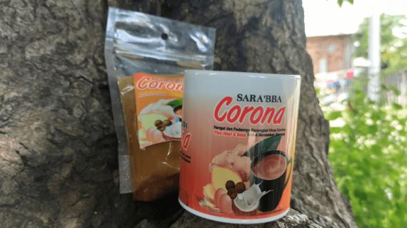 Minum Sarabba Corona di Komodo Labuan Bajo
